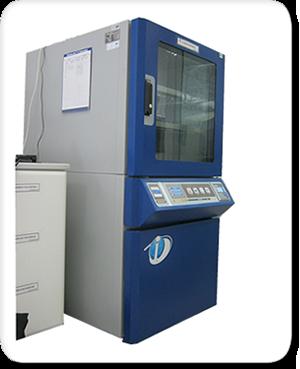 Cámara climatizada para laboratorios de metrologia